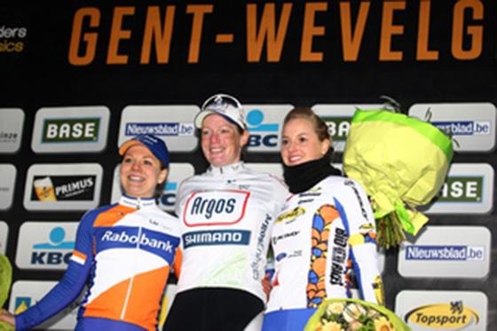 BELGIUM CYCLING GENT WEVELGEM 2013